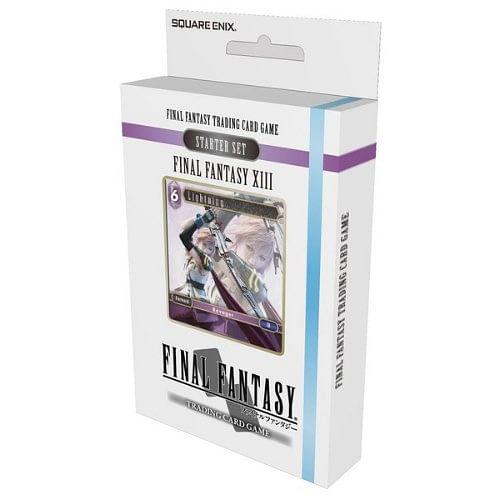 Final Fantasy TCG: Starter Set 13 - Ice / Thunder