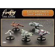 Firefly Customizable Ship Models 2