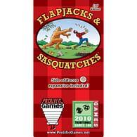Flapjacks and Sasquatches