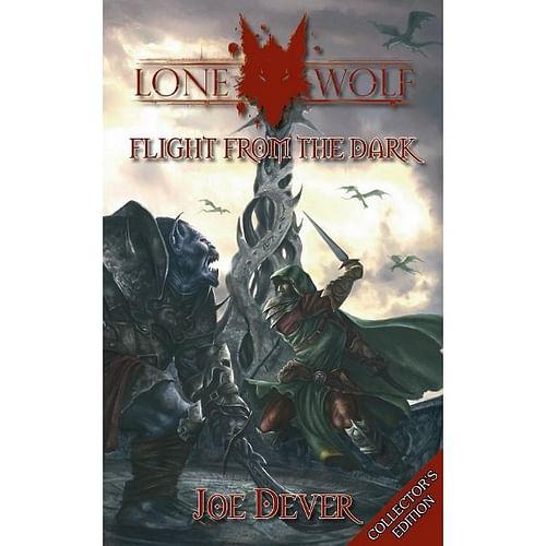 Lone Wolf: Flight from the Dark