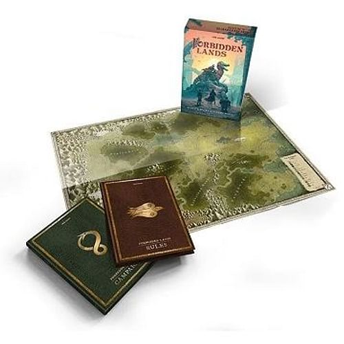 Forbidden Lands RPG (Boxed Set RPG)