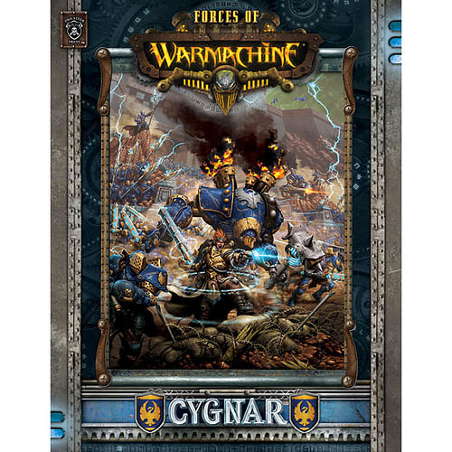 Forces of Warmachine: Cygnar