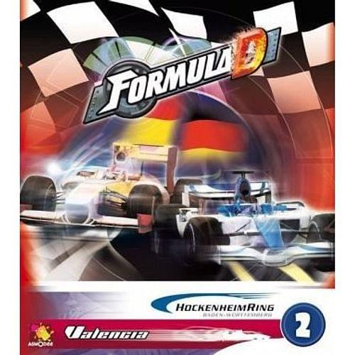 Formula D Circuits 2: Hockenheim and Valencia