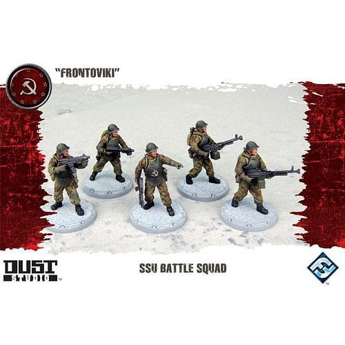 Dust Tactics: SSU Battle Squad - Frontoviki