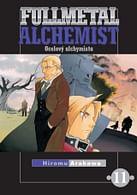 Fullmetal Alchemist - Ocelový alchymista 11