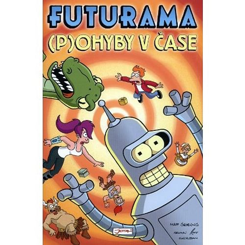Futurama: Pohyby v čase