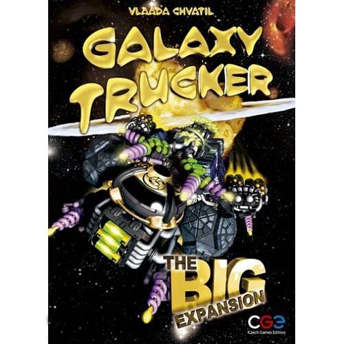 Galaxy trucker - Velké rozšíření