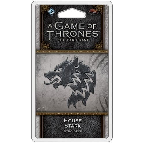 A Game of Thrones LCG second edition: House Stark Intro Deck