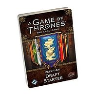 A Game of Thrones LCG: Valyrian Draft Starter Pack