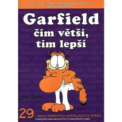 Garfield: Čím větší, tím lepší