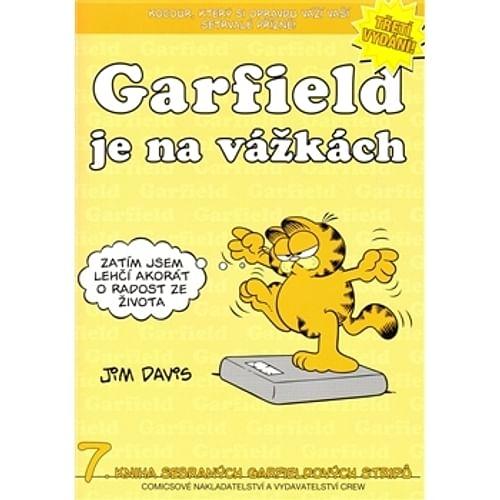 Garfield je na vážkách
