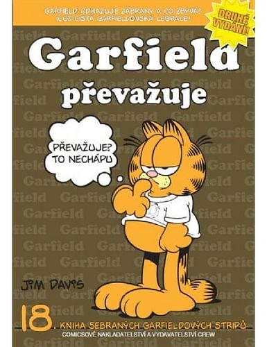 Garfield převažuje