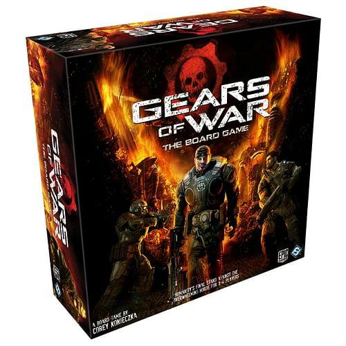 gears of war - desková hra
