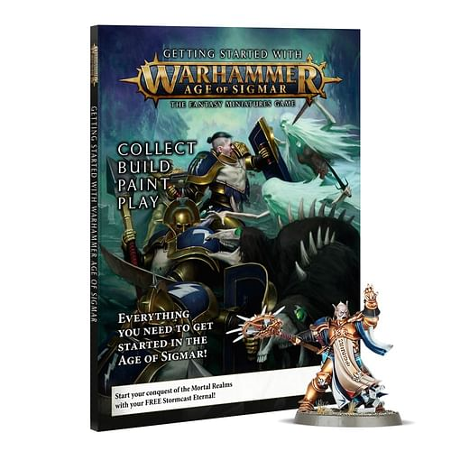 Getting Started with Warhammer Age of Sigmar 2018