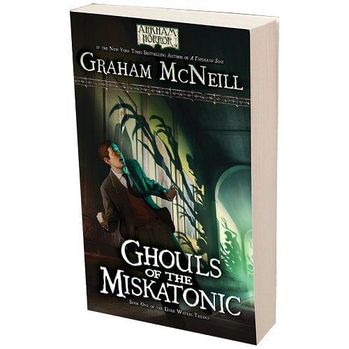 Arkham Horror Novel: Ghouls of the Miskatonic