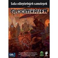 Gloomhaven - Sada odlepitelných samolepek