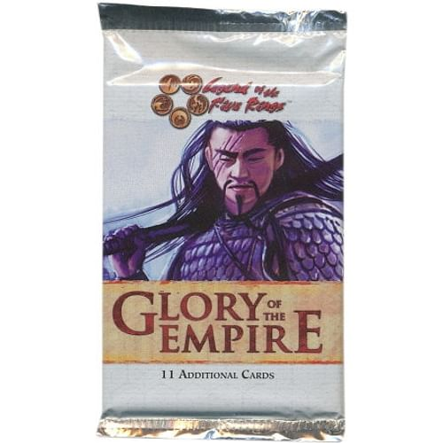 L5R: Glory of the Empire Booster