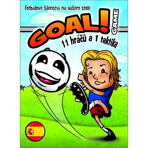 Goal! game ESP