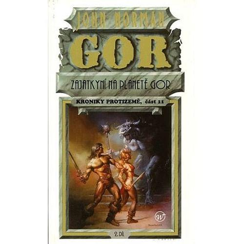 Zajatkyní na planetě Gor II