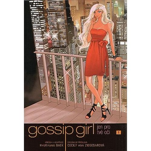 Gossip girl: Jen pro tvé oči