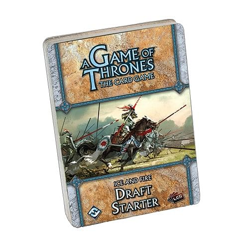 A Game of Thrones LCG: Ice and Fire Draft Starter Pack