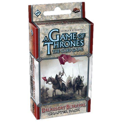 A Game of Thrones LCG: Dreadfort Betrayal