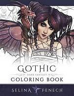 Gothic: Dark Fantasy - omalovánky