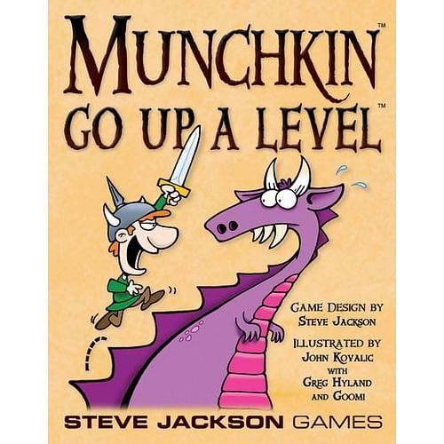 Munchkin: Go Up a Level