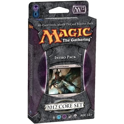 Magic: The Gathering - 2012 Core Set Intro Pack: Grab For Power