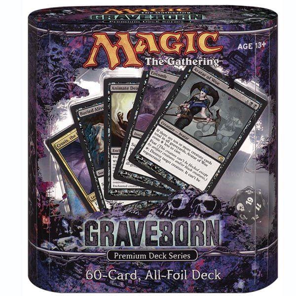 Magic: The Gathering - Premium Deck Series: Graveborn