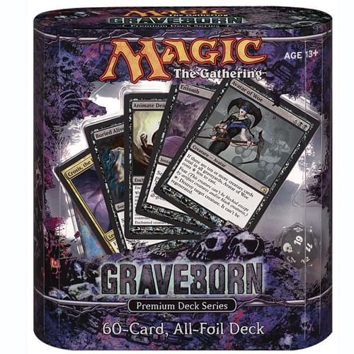 Magic: The Gathering - Premium Deck Series: Graveborn