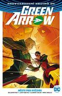Green Arrow 4: Město pod hvězdou (klasická obálka)
