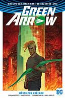 Green Arrow 4: Město pod hvězdou (alternativní obálka)