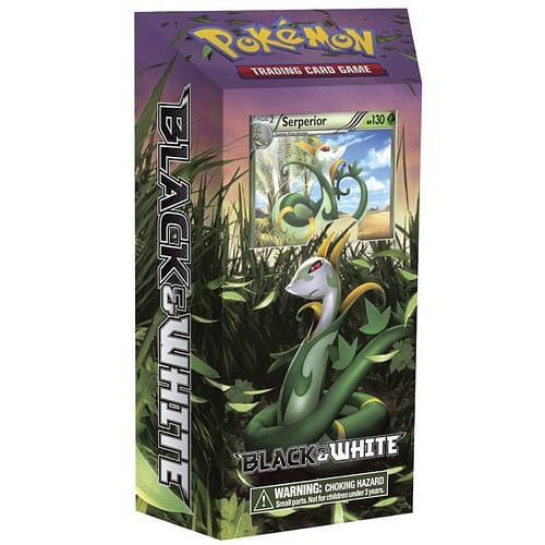 Pokémon: Black and White - Green Tornado Theme Deck