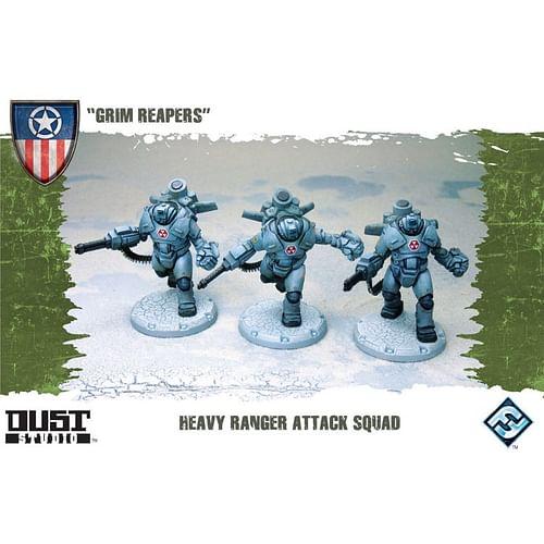 Dust Tactics: Grim Reapers