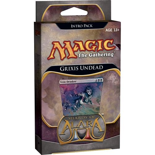 Magic: The Gathering - Shards of Alara Intro Pack: Grixis Undead