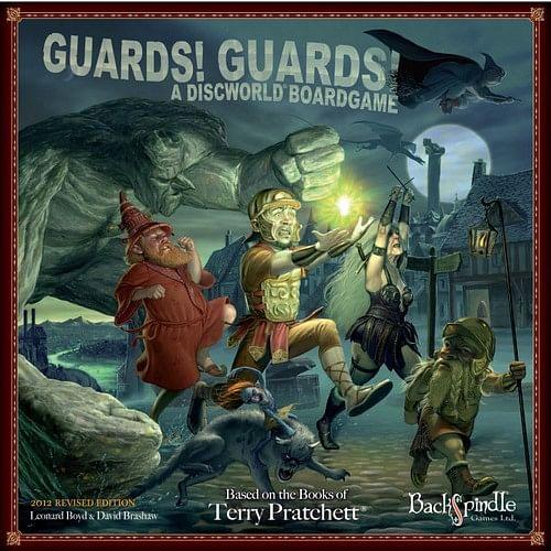 Guards! Guards! (druhé vydání)