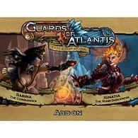 Guards of Atlantis: Sabina and Ignatia