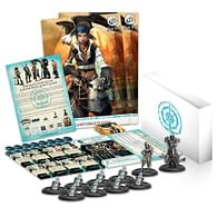 Guild Ball - The Navigator's Guild Launch Pack