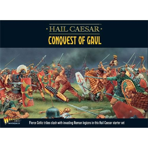 Hail Caesar: The Conquest of Gaul Starter Set