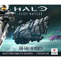 Halo: Fleet Battles, The Fall of Reach