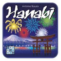 Hanabi - plechová krabička