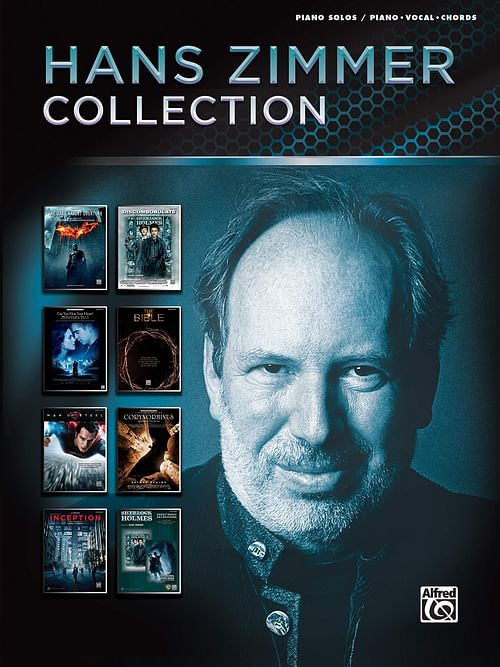 Hans Zimmer Collection (noty) - Hans Zimmer