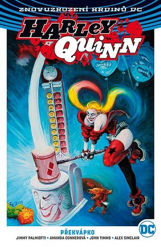 Harley Quinn 4: Překvápko