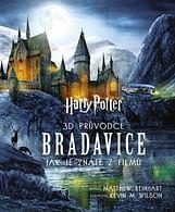 Harry Potter - 3D průvodce: Bradavice, jak je znáte z filmů
