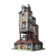 Harry Potter 3D Puzzle: Rodinný dům Weasleyových - Doupě, 415 dílků