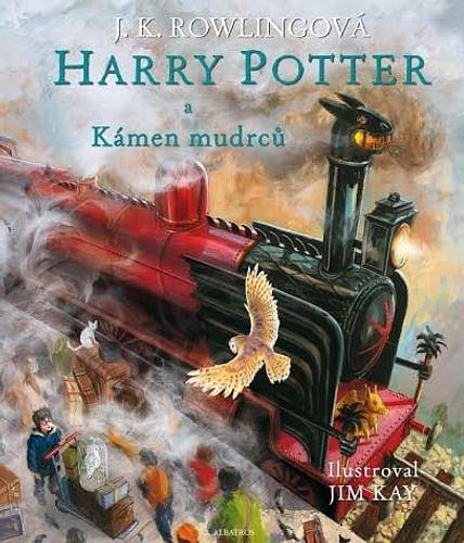 Harry Potter a Kámen mudrců (ilustrace Jim Kay)