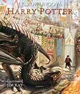 Harry Potter a Ohnivý pohár (ilustrovaná)