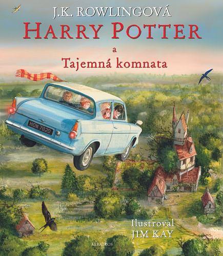Harry Potter a Tajemná komnata (ilustrace Jim Kay)