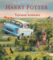 Harry Potter a Tajemná komnata (ilustrovaná)